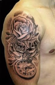download rose tattoo men shoulder danielhuscroft com