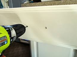 Kitchen Cabinet Hardware Template Lovely Imperfection Installing Cabinet Hardware Drill The Holes