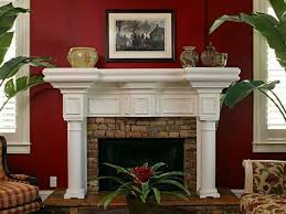 kitchen mantel decorating ideas how to decorate fireplace monstermathclub com