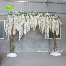 wedding backdrops for sale gnw 8ft artificial and hydrangea flower arch as indian