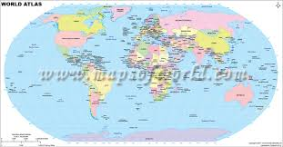 Germany On World Map by Https Www Mapsofworld Com Images2008 World Atlas
