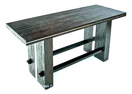 counter height bistro table counter height cafe table round wood counter height pub table 5