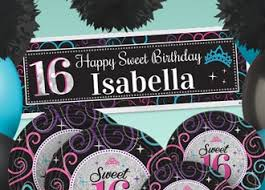 sweet 16 party supplies sweet 16 event supplies sweet sixteen party supplies stumps