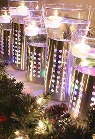christmas cityscape light display hometalk