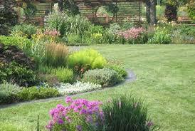 Lawn Landscape Garden Design Garden Design Images