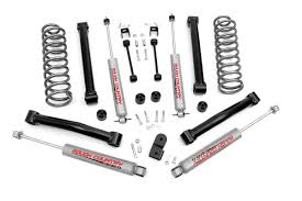 3 5in suspension lift kit for 93 98 jeep zj grand cherokee 6cyl