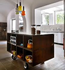 updated kitchen island on wheels designhome design styling