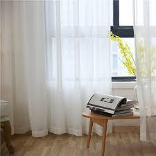 vorhã nge fã r schlafzimmer aliexpress cityincity tüll weiß vorhänge für schlafzimmer