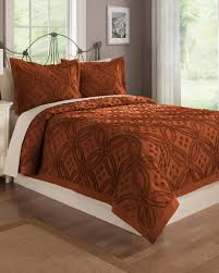 exclusively ours brighton chenille quilt bedding collections