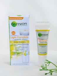Serum Vitamin C Garnier garnier light essence 10ml update harga terkini