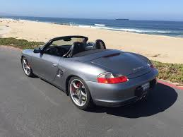 porsche boxster 2003 for sale 2003 porsche boxster s for sale on bat auctions sold for 19 000