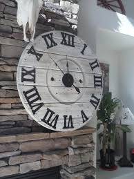 pier one large wall clocks dors and windows decoration collections