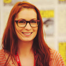 what is felicia day s hair color felicia day is adorable and makes geek awesome nerdfighters