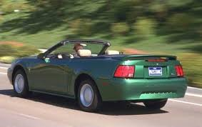 2000 ford mustang reviews used 1999 ford mustang convertible pricing for sale edmunds