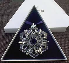 1999 swarovski ornament rainforest islands ferry