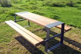 MURTON Picnic Table Factory Furniture - Factory furniture