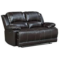 loveseat sofa loveseat recliner set leather loveseat recliner