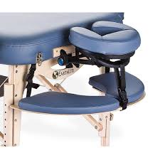 table upholstery for massage therapists earthlite universal hanging armrest