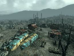Fallout 3 Map Locations by Mason Dixon Salvage Fallout Wiki Fandom Powered By Wikia