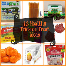 Organic Halloween Treats 13 Healthy Trick Or Treat Ideas Rubies U0026 Radishes