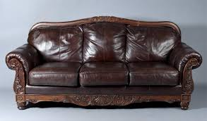 Oversized Leather Sofa Chocolate Leather Sofa Attractive Oversized With 13