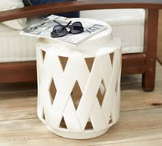 Drum Accent Table by Brilliant Ceramic Drum Stool Ideas Home Furniture Segomego Home