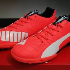 Jual Evospeed Futsal sepatu futsal evospeed sl orange turf terbaru dan termurah