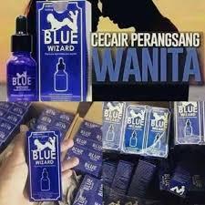 blue wizard sex drop fungsi blue mimie pemborong kosmetik