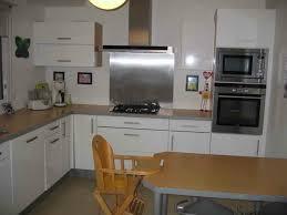 credence murale cuisine credence york noir et blanc great agr able peindre un meuble
