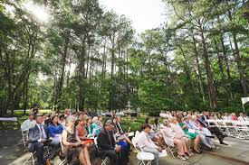 backyard wedding in south carolina maggie charlie