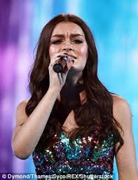 the x factor tracy leanne jefford is voted out daily mail online