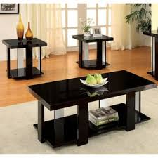 coffee table end table set table sets coffee console sofa end tables for less overstock com