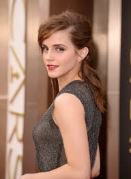 emma watson hairdos easy step by step emma watson hair and makeup at oscars 2014 popsugar beauty
