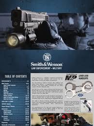 2010 s u0026w lawenforcement catalog revolver projectile weapons