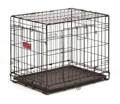 lifestages ace double door dog crates midwest homes for pets