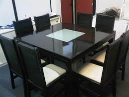 white dining room table seats 8 white oak square dining table glass legs seats 6 8 kitchen awesome
