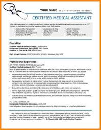 Medical Resume Sample Medical Assistant Resume Skills Sample Clerical Resume Examples