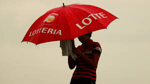 lexus golf umbrella round 1 the championship begins