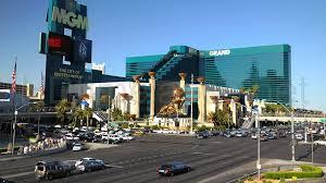 Mgm Grand Las Vegas Map by Ultra Hd 4k Video Time Lapse Stock Footage Las Vegas Boulevard