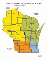 County Map Wisconsin by Bmc Home Page