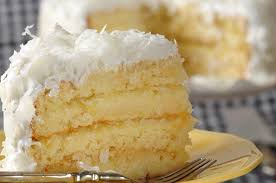 coconut cake recipe joyofbaking com video recipe