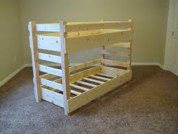 Crib Size Toddler Bunk Beds Toddler Bunk Beds By Lil Bunkers It S Crib Size