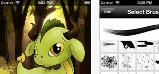 10 sketching and drawing apps for ipad on vectorgraphit