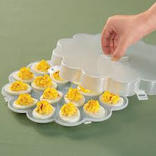 deviled egg holder deviled egg tray with lid deviled egg tray with cover walter
