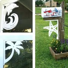 themed mailbox custom mailbox made to ordernautical themed mailboxes for