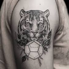 72 besten tiger tattoo ideas bilder auf pinterest tatoo