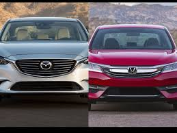 mazda 6 crossover 2016 honda accord vs mazda 6 youtube