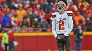 Manziel Benched Johnny Manziel Browns Qb Wants To Play For Dallas Cowboys Si Com