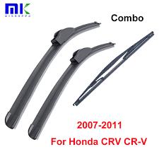 2008 honda crv wiper blades aliexpress com buy front and rear wiper blades for honda crv cr