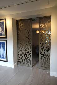 Wood Partition Miles And Lincoln Laser Cut Screens Laser Cut Panels Gallery